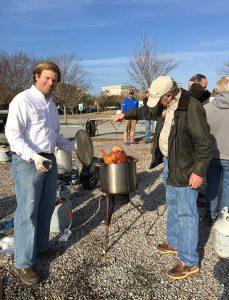 Thanksgiving Turkey Fry @ Exchange Club of North Charleston | North Charleston | South Carolina | United States