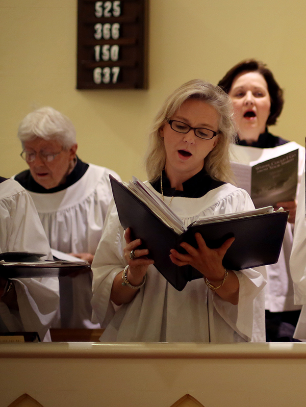 Traditional Service Choir