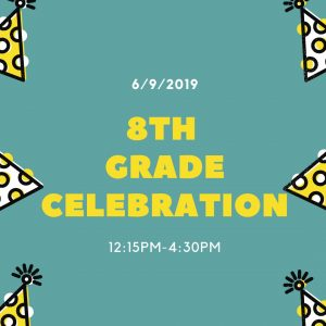 8th Grade Celebration @ Mt. Pleasant Academy | Mount Pleasant | South Carolina | United States