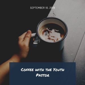 Coffee with the Youth Pastor @ Metto Coffee & Tea | Mount Pleasant | South Carolina | United States